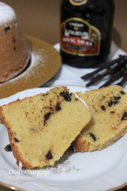 ©Trinidad Padrón Bundt cake de crema de whisky 02