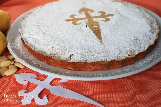 ©Trinidad Padrón Tarta de Santiago 02