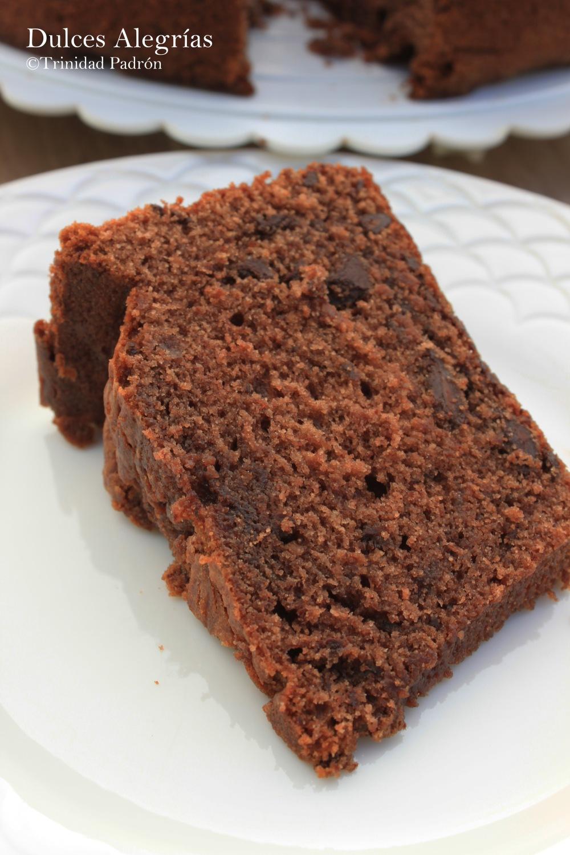 ©Trinidad Padrón Bundt cake muerte por chocolate 01