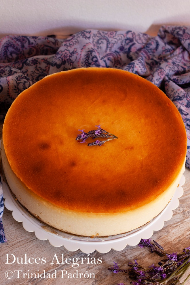 ©Trinidad Padrón Classic Cheesecake