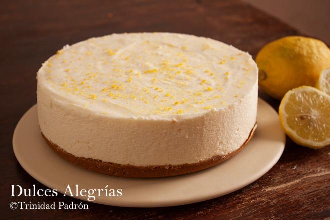 ©Trinidad Padrón Tarta mousse de limón01