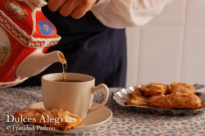 ©Trinidad Padrón Pastas Falsas de Almendras
