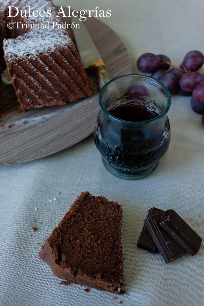 ©Trinidad Padrón Bundt cake de vino y chocolate 19 de noviembre de 2018-3