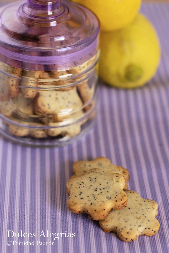 ©Trinidad Padrón Galletas de limón con semillas de amapolas 01